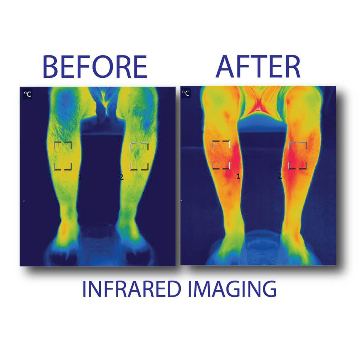 Circulation Plus™ EMS Foot and Leg Massager-365541