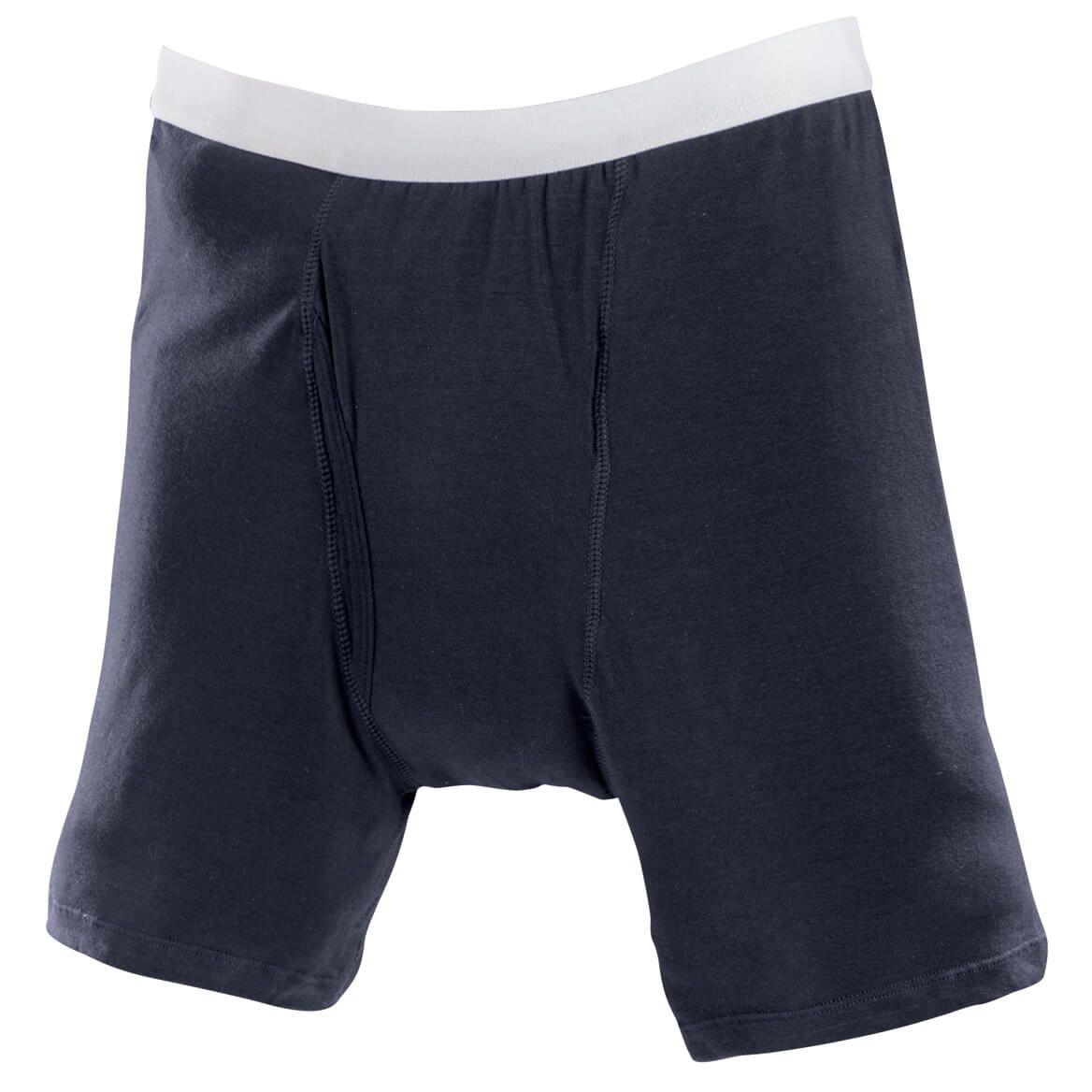 Men's 10 oz. Boxer Briefs, 3-Pack Assorted Colors-365555