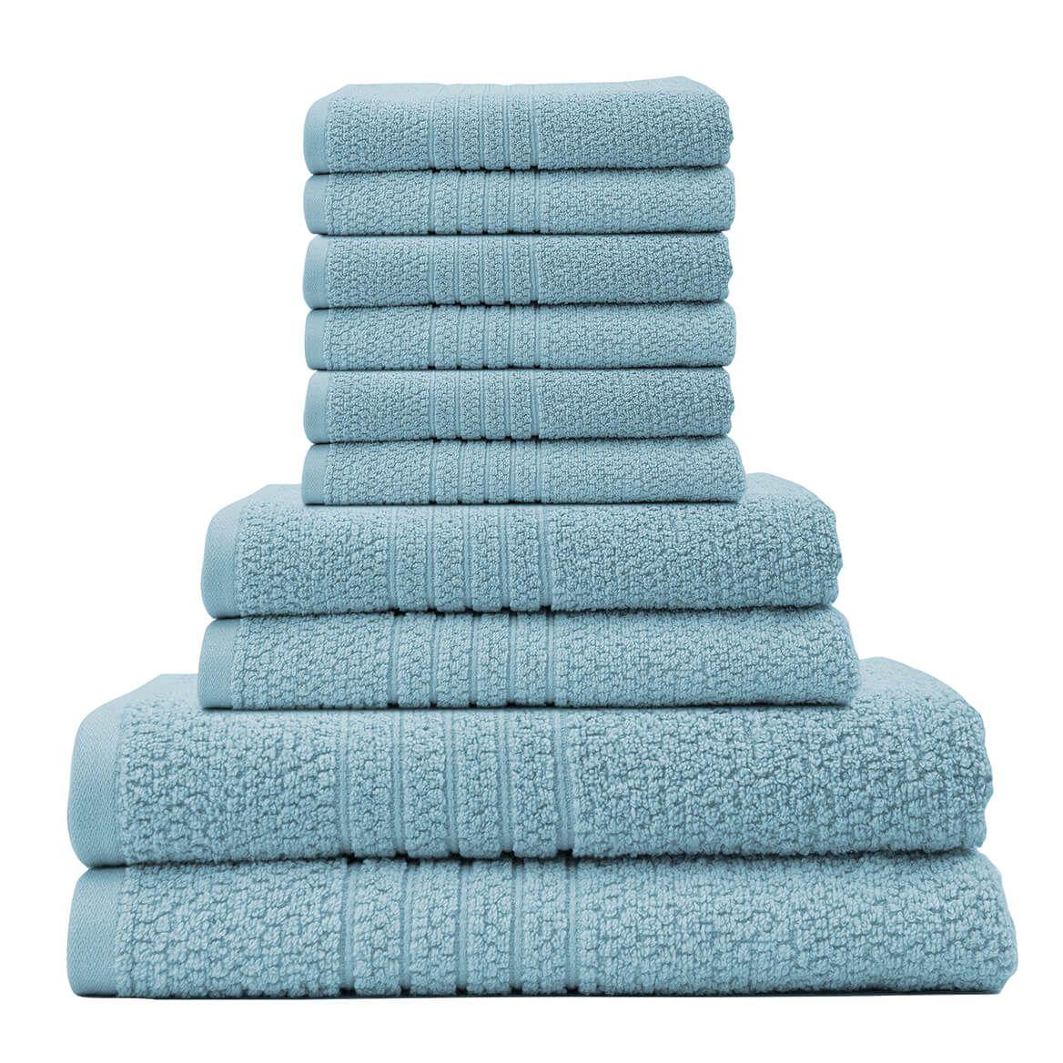 OakRidge™ 10-Piece Towel Set-366051