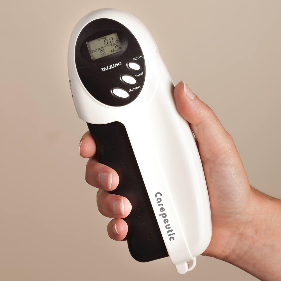 Carepeutic® Talking Power Hand Grip Exerciser-366078