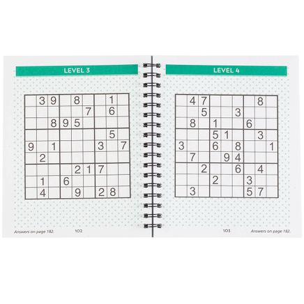 Brain Games® Large Print Sudoku Puzzles-367422