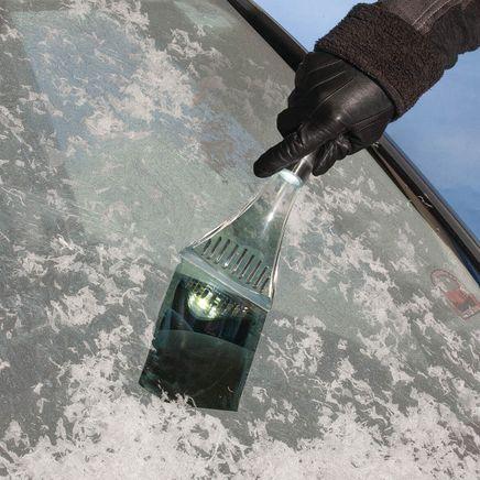 Ice Scraper with COB Light by LivingSURE™-368416
