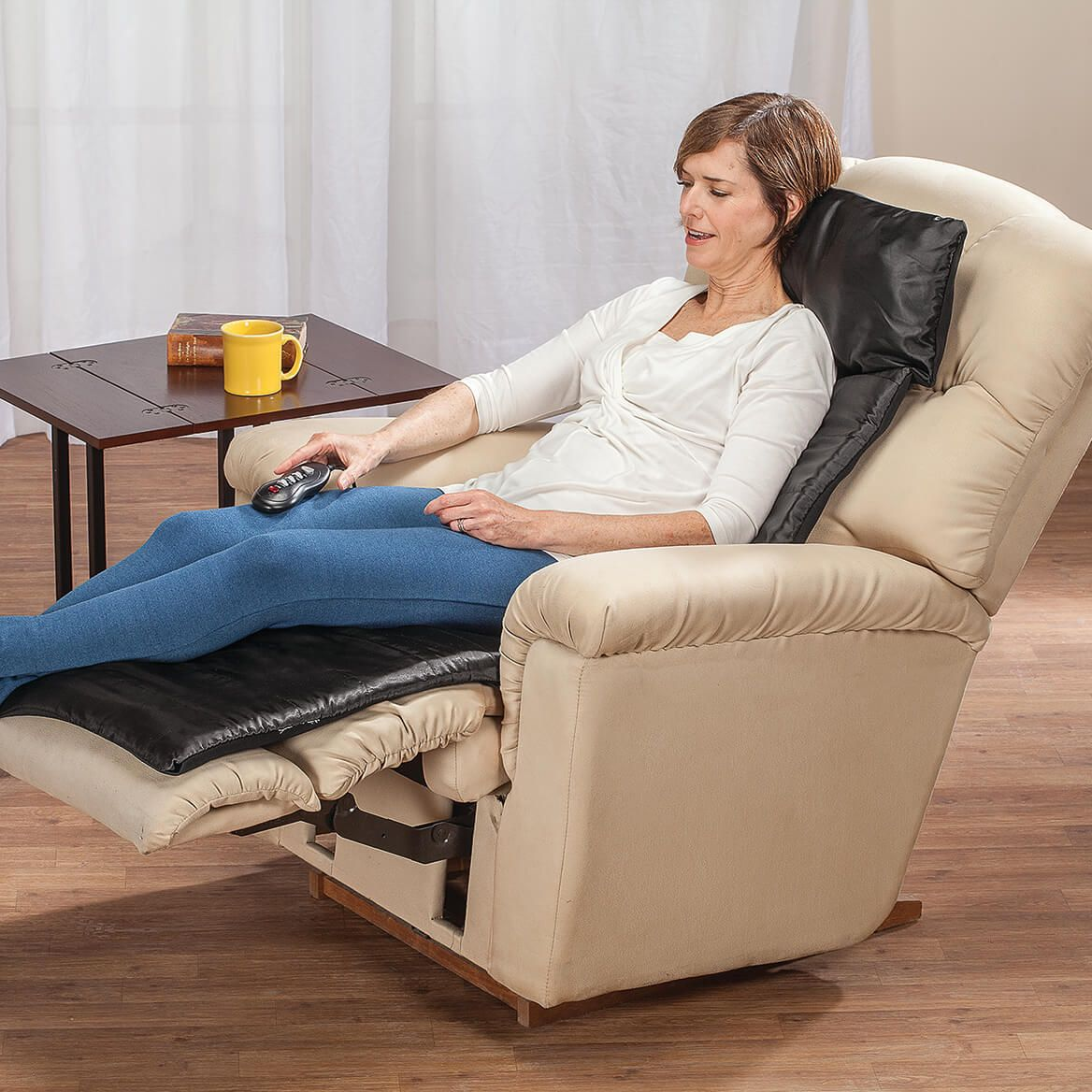 Full Length Body Massage Mat with Heat-368872