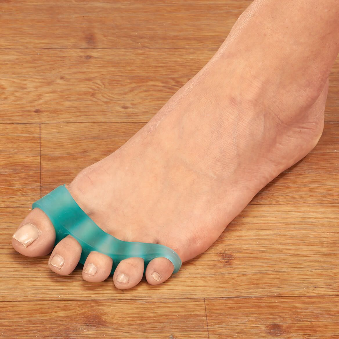 Silver Steps™ Gel Toe Stretchers, Set of 2-369246