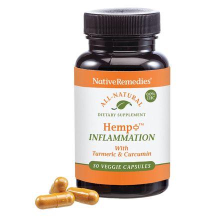 NativeRemedies® Hemp + Inflammation-369280
