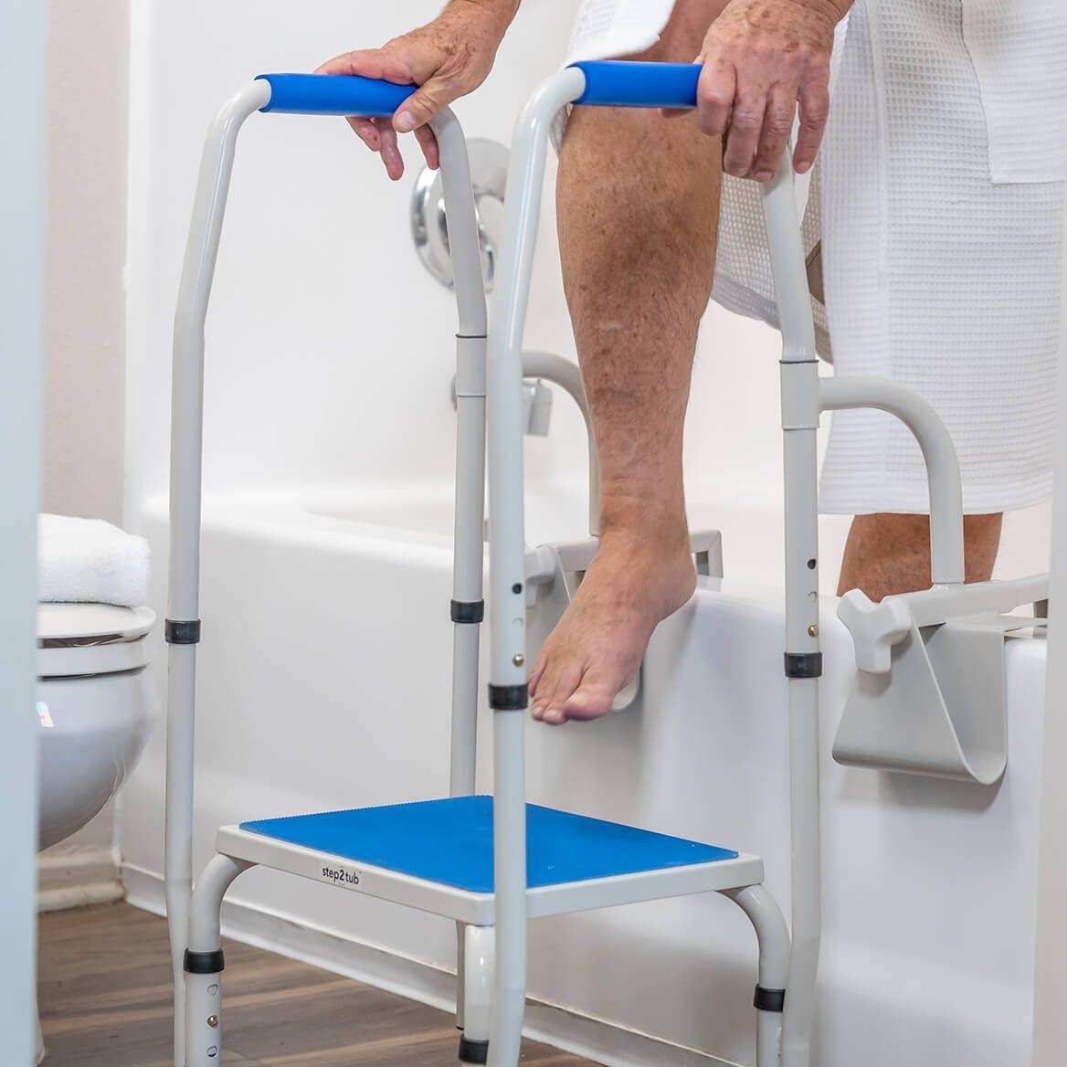 Step2Tub™ Adjustable Bathtub Step Stool-372300