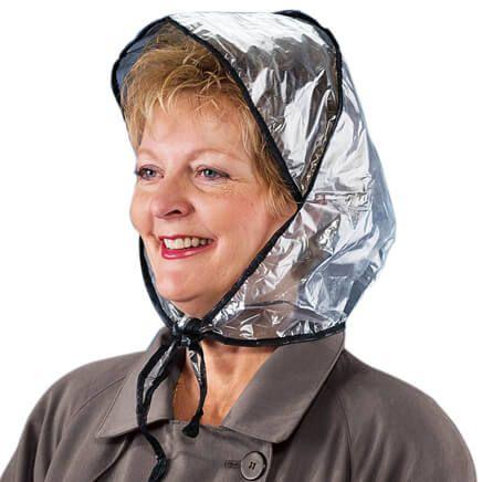 Plastic Rain Bonnet-303171