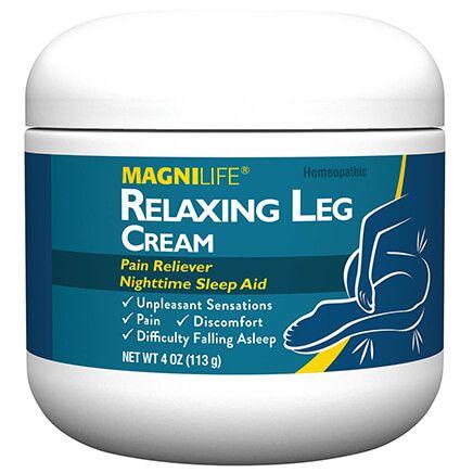 MagniLife® Relaxing Leg Cream PM - 4 Oz.-304636