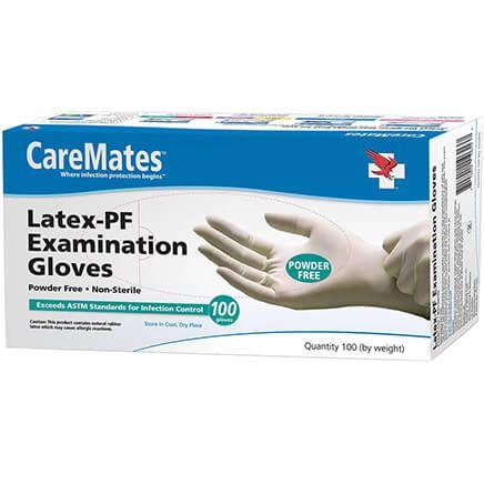 CareMates® Latex Gloves, Set of 100-306635