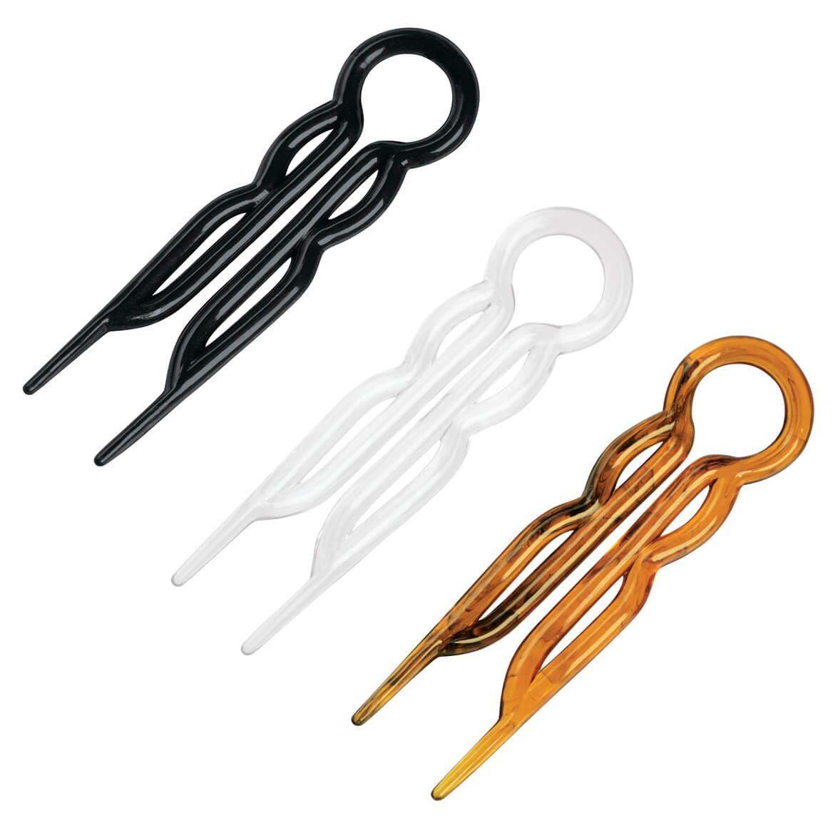 Magic Grip Hair Pins - Set Of 10-333482