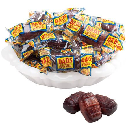 Dad's® Old Fashioned Rootbeer Barrel Candy, 14 oz.-336077