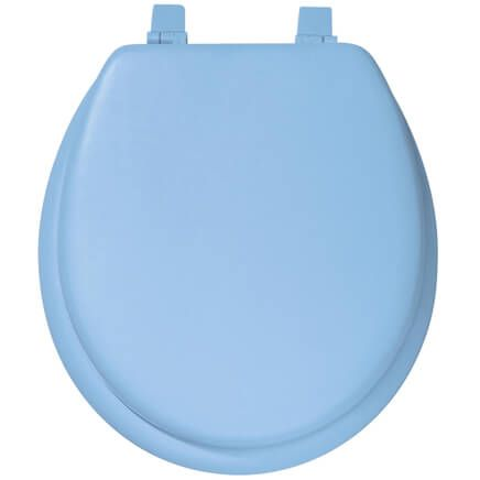 Padded Toilet Seat-337440