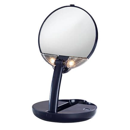 15X Mirror Lighted Adjustable Compact-341783