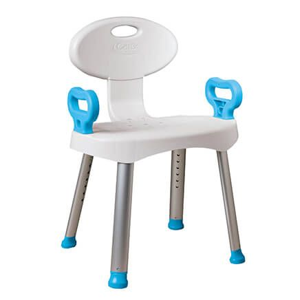Bath And Shower Seat With Arms-342735