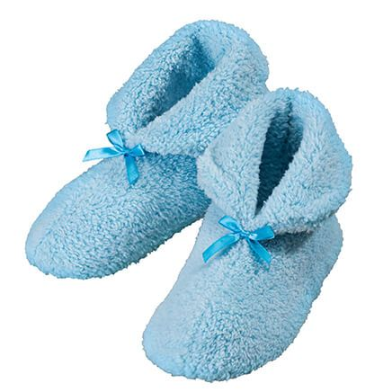Chenille Slippers-346503