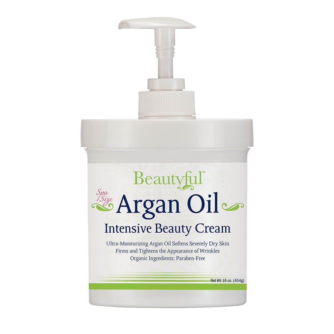 Beautyful™ Argan Oil Intensive Beauty Cream 16oz.-349041