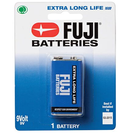 Fuji 9 Volt Battery Single Pack-349205