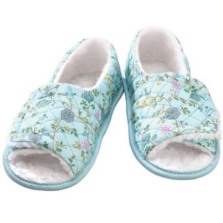 Open Toe Edema Slippers-349290
