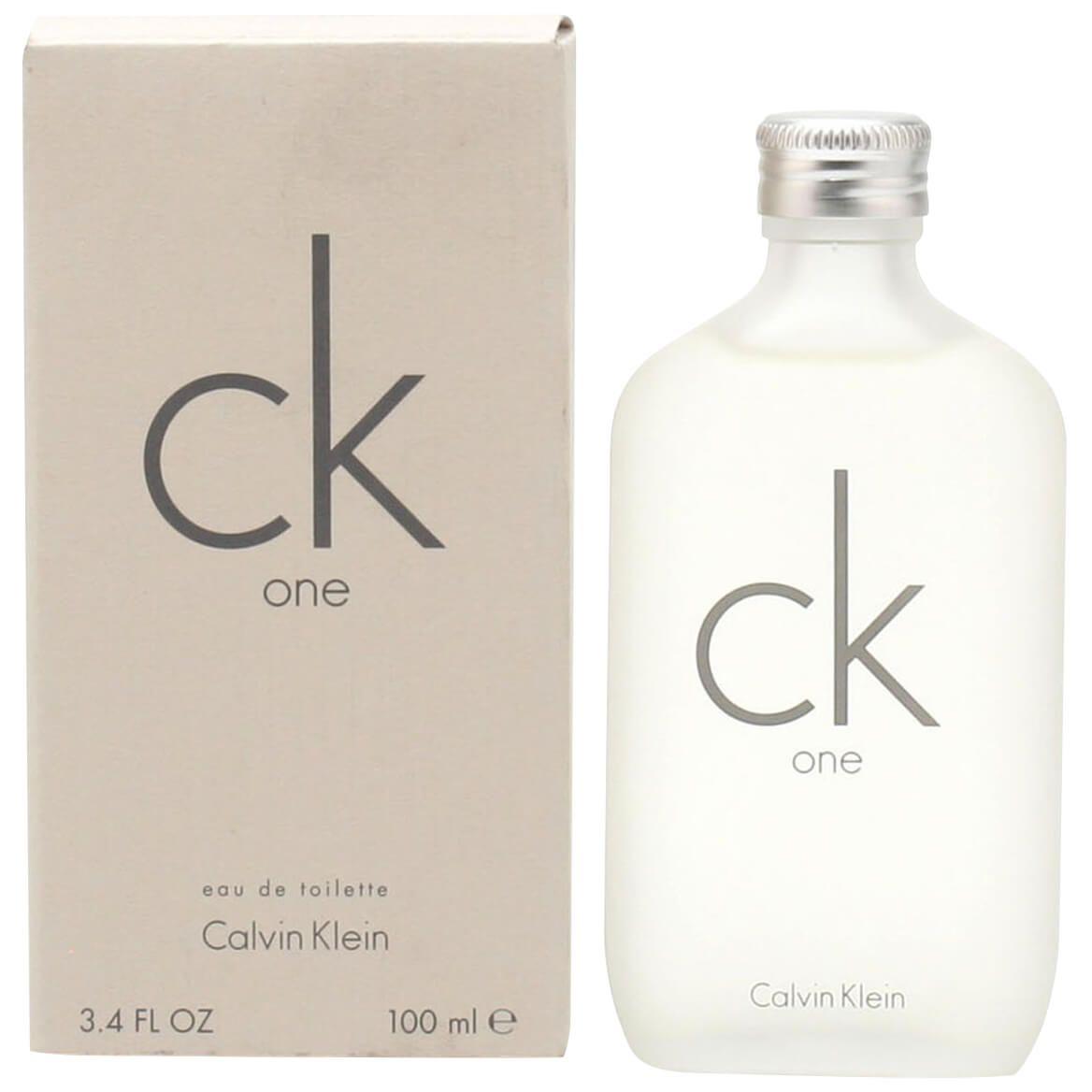 CK One by Calvin Klein, Unisex EDT Spray-350131