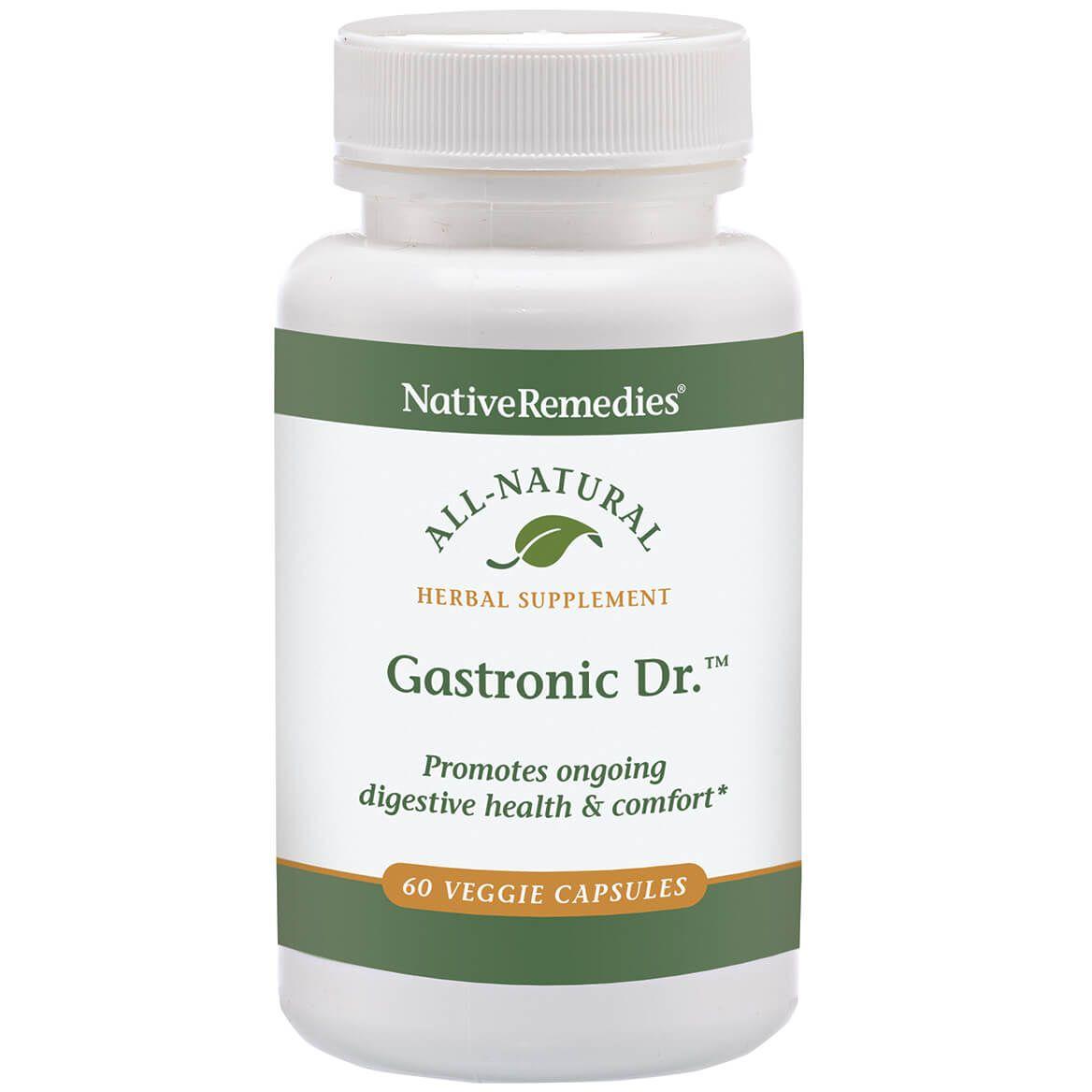 NativeRemedies® Gastronic Dr.™ Veggie Cap-351040