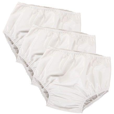 Sani-Pant™ Adult Plastic Pants - Pack of 3-351633