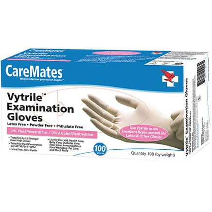 CareMates® Vytrile™ Gloves, Set of 100-352886