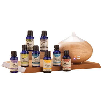 Healthful™ Naturals Deluxe Kit and 280 ml Diffuser-356537