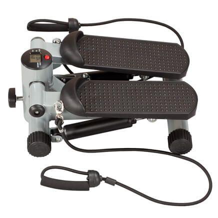 Seated Stepper with Resistance Bands-357668