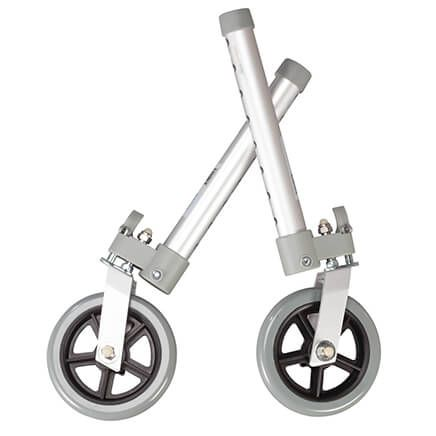 "Swivel Walker Wheels 5"", Set of 2-357781"