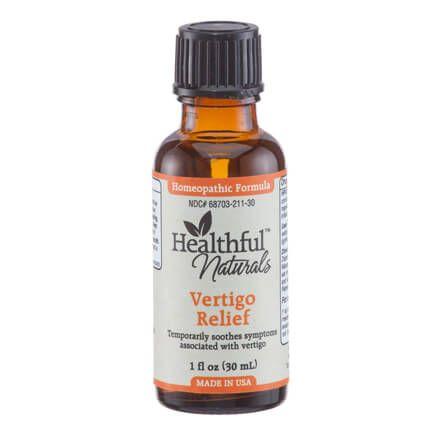 Healthful™ Naturals Vertigo Relief, 30 ml-357955
