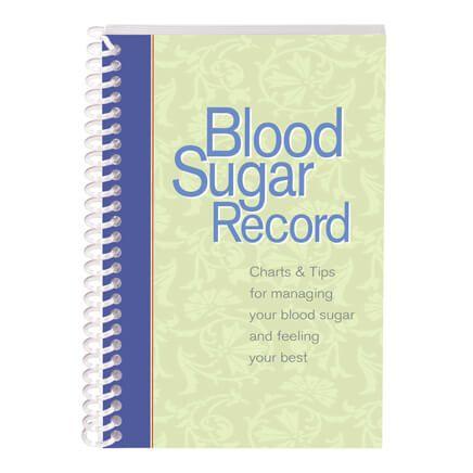 Blood Sugar Tracking Book-358588