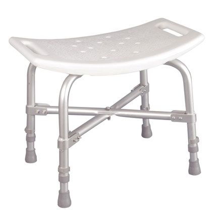 Bariatric Shower Chair without Back-359673