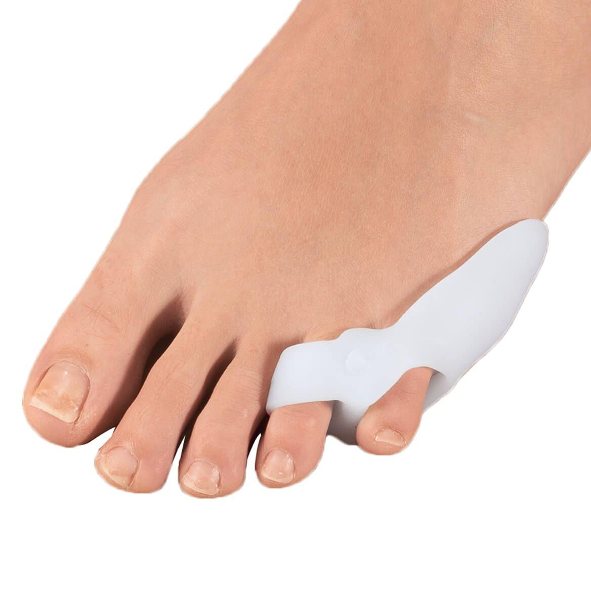 Silver Steps™ Tailor Gel Bunion Toe Spreader, S/2-359684