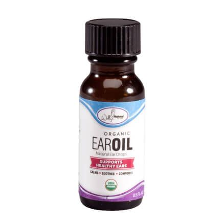 Organic Ear Oil, 0.5 fl. oz.-359838