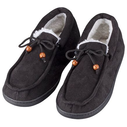 Women's Indoor/Outdoor Memory Foam Moccasins-360024