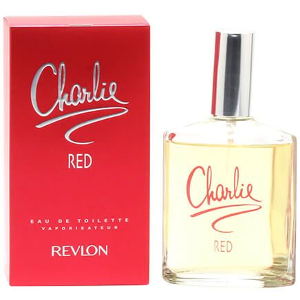 Revlon Charlie Red Ladies, EDT Spray 3.3oz-360274