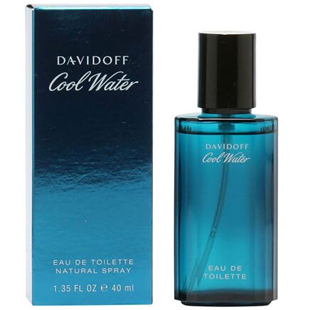 Davidoff Cool Water Men, EDT Spray 1.35oz-360291