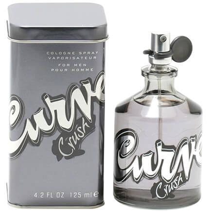 Liz Claiborne Curve Crush Men, Cologne Spray 4.2oz-360295