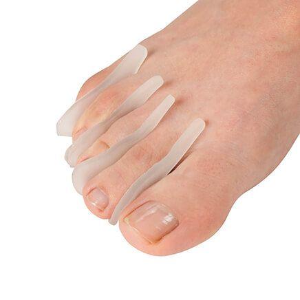 Silver Steps™ Gel Toe Separators Set/8-360720