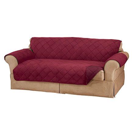 Naomi Suede-Microfiber Sofa Cover by OakRidge™-361907