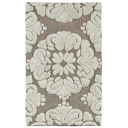 Cotton Medallion Bathmats, Set of 2-362754