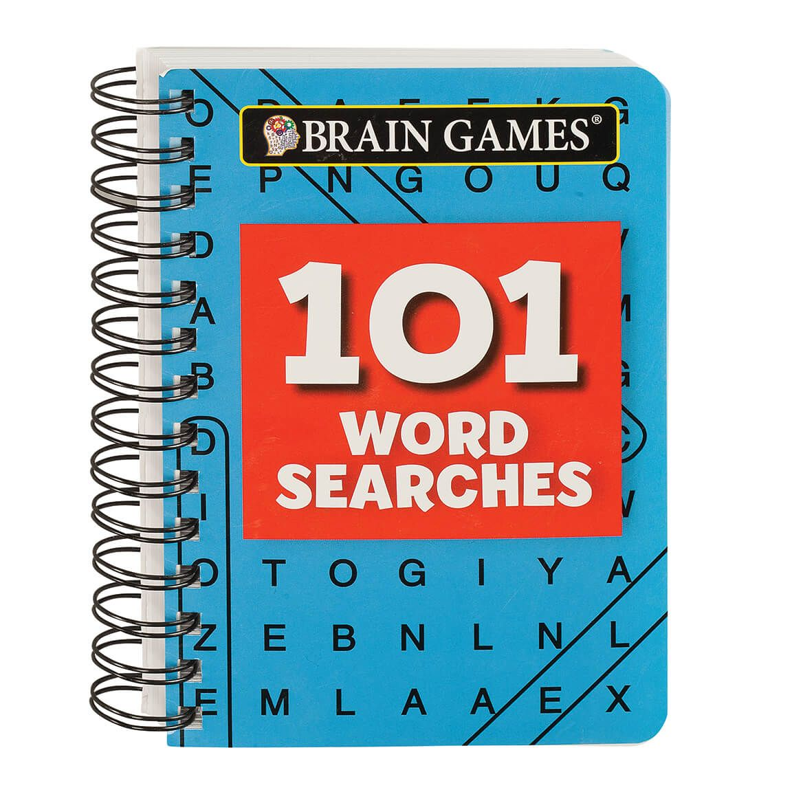 Brain Games¨ Mini 101 Word Searches-362902