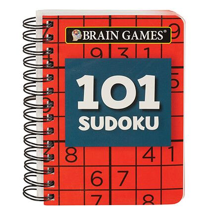 BRAIN GAMES®  Mini 101 Sudoku-362909