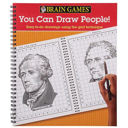 Brain Games®  You Can Draw People-363027