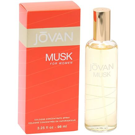 Coty Jovan Musk Women, EDC Spray 3.25oz-363110