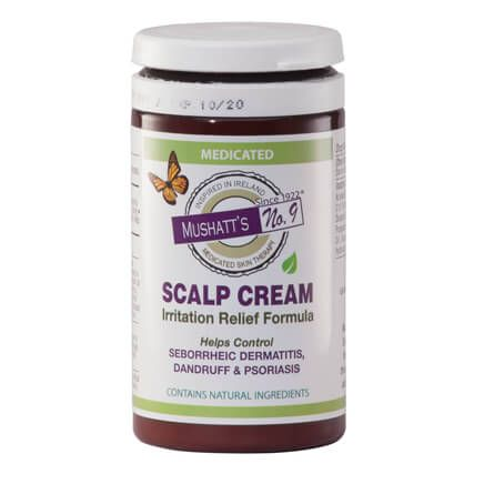 Mushatt's No. 9 Medicated Scalp Cream-364401