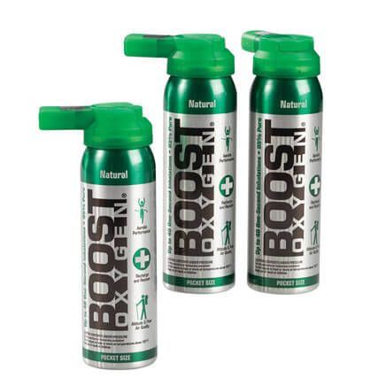 Boost Oxygen® Set of 3, Pocket Size-365552