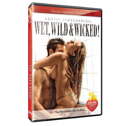 Sizzle! Wet, Wild & Wicked DVD-365735