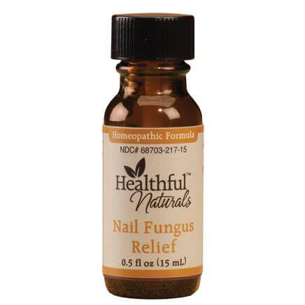 Healthful™ Naturals Nail Fungus Relief - 15 ml-365783