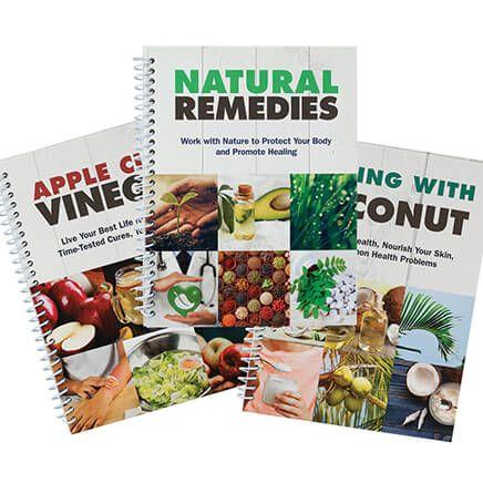 Natural Healing, 3-Book Set-366073